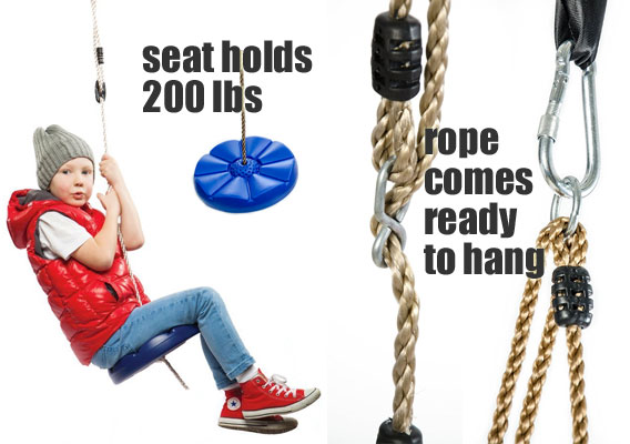 How To Make A Rope Swing In 2 Simple Steps