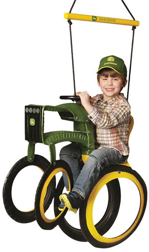 Tractor Tire Swing