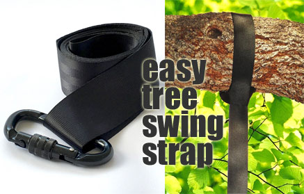 Tree Swing Hanging Strap